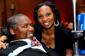 Brigance Brigade Co-Founders, O.J. and Chanda Brigance